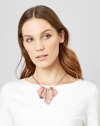 Jaeger - Christie Short Necklace - Lyst