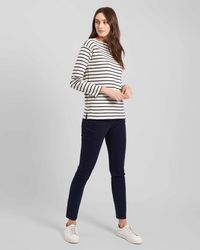 Jaeger - High Rise Skinny Jeans - Lyst