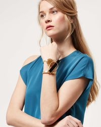 Jaeger - Ava Abstract Cuff - Lyst