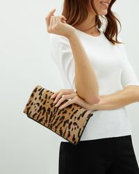 Jaeger - Eve Animal Clutch - Lyst