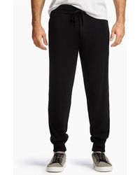 James Perse - Baby Cashmere Track Pant - Lyst