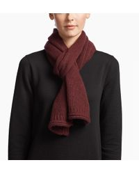 James Perse - Cashmere Chunky Scarf - Lyst