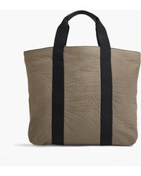 James Perse - Filmore Everyday Tote - Lyst