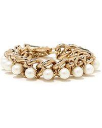 Jason Wu - Chain Bracelet With 8mm Pearls - Lyst