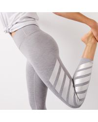 New Balance - Performance Seamless Cropped leggings - Lyst