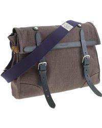 J.Crew - North Sea Clothing Messenger Bag - Lyst