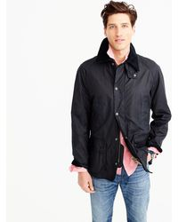Barbour - Sylkoil Ashby Jacket - Lyst