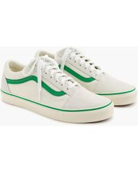 J.Crew - Vans Old Skool Sneakers In Ripstop Cotton - Lyst