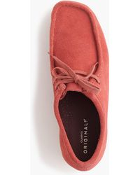 Clarks - Originals Wallabee Shoes In Suede - Lyst