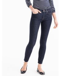 """J.Crew - 8"""" Toothpick In Classic Wash - Lyst"""