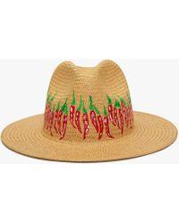 J.Crew - Onia Rosa Chili Panama Hat - Lyst