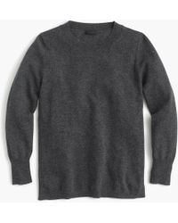 J.Crew - Everyday Cashmere Crewneck Jumper - Lyst