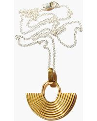 Odette New York - Aalto Necklace - Lyst