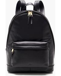 J.Crew - Harper Backpack In Italian Leather - Lyst