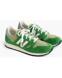 New Balance - 520 Sneakers In Hairy Suede - Lyst
