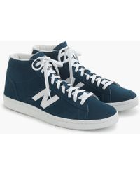 J.Crew - New Balance 891 High-top Sneakers - Lyst