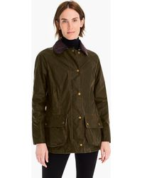 Barbour - Lightweight Acorn Jacket With Heritage Lining - Lyst