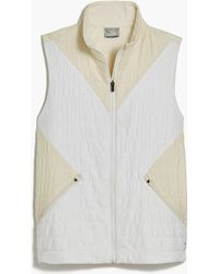 New Balance - Quilted Vest - Lyst