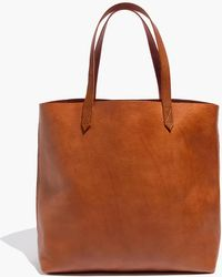 J.Crew - The Madewell Transport Tote - Lyst