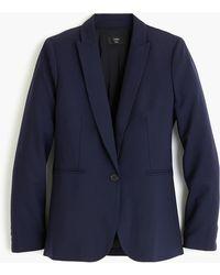 J.Crew - Petite Parke Blazer In Italian Stretch Wool - Lyst