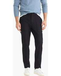 J.Crew - Destination Stretch Performance Camp Pant In Navy - Lyst