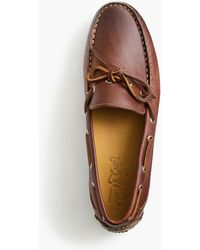 Sperry Top-Sider - Gold Cup Driving Moccasins - Lyst