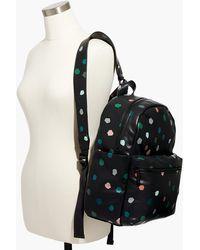 J.Crew - Nevereven Hexadot-print Backpack In Vegan Leather - Lyst
