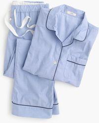 J.Crew - Vintage Pyjama Set - Lyst