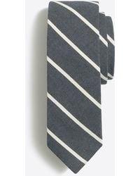 J.Crew - Mercantile Thin Stripe Tie - Lyst