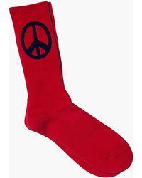 Druthers - Peace Crew Socks - Lyst