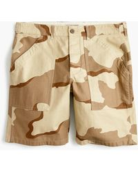 J.Crew - Wallace & Barnes Camp Short - Lyst