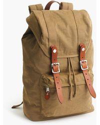 J.Crew - Harwick Backpack - Lyst