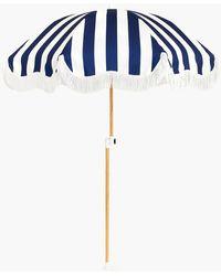 J.Crew - Business & Pleasure Co. X Striped Holiday Beach Umbrella - Lyst