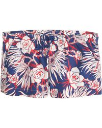 J.Crew - Board Short In Retro Floral - Lyst