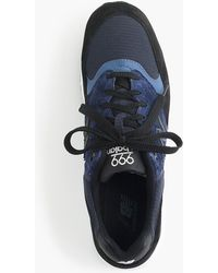 reputable site 63bb2 70e8f New Balance - X J.crew 999 Night Sky Sneakers - Lyst