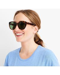J.Crew - Oversized Sunglasses - Lyst