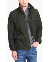 J.Crew - Flannel-lined Barn Jacket - Lyst