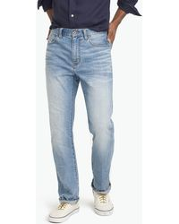 J.Crew - Stretch Bleecker Athletic-fit Jean In So Cal Wash - Lyst