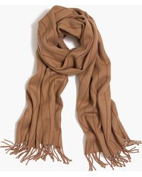 J.Crew - Striped Scarf - Lyst