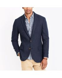 J.Crew - Thompson Blazer In Tweed - Lyst