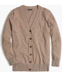 J.Crew - V-neck Cardigan Sweater - Lyst