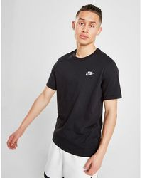 5e04fb6d7 Nike Sportswear Box T-shirt - Black in Black for Men - Lyst