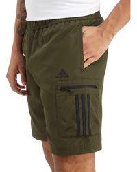 adidas - Cargo Shorts - Lyst