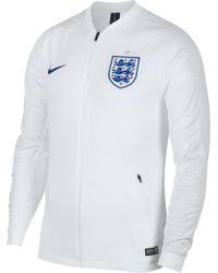 Nike - England Anthem Jacket - Lyst