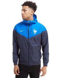 Nike - France Windrunner - Lyst