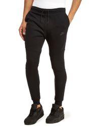 Nike - Tech Fleece Trousers - Lyst