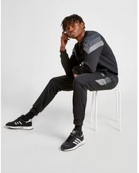 retail prices best sale detailed look Lyst - adidas Originals Street Run Nova Track Pants in Gray ...
