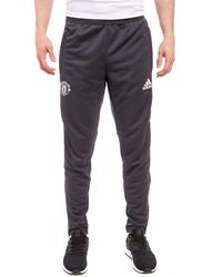 adidas - Manchester United Training Pants - Lyst
