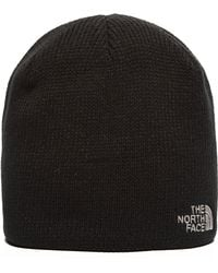Lyst - The North Face Oys  Bones Beanie in Blue for Men c8c34d2706be