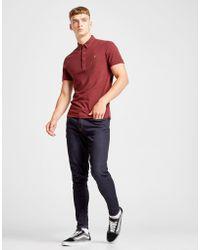 Farah - Merri Short Sleeve Polo Shirt - Lyst